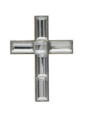 Christian Pins - Cross Lapel Pins in Bulk (Pack of 24) (Christian Lapel Pins)