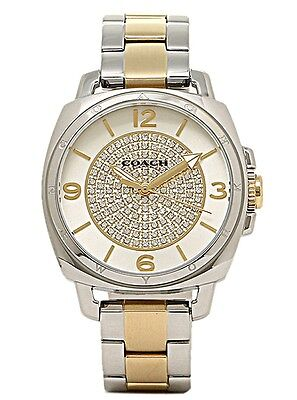 COACH - Ladies Boyfriend Two-Tone Watch - 14501998