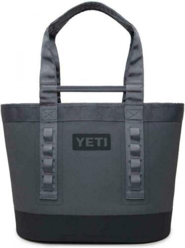 YETI Camino Carryall 35 All-Purpose Utility Tote Bag Storm Gray