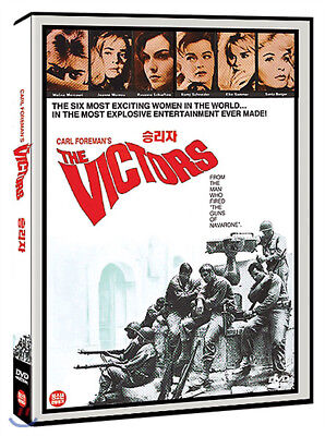 The Victors (1963) / Carl Foreman / DVD, NEW