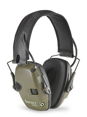 Howard Leight by Honeywell 1013530 Impact Sport Electronic Folding Earmuff NEW