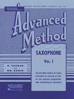 Sheet Music & Song Books Generous Rubank Intermediate Method For Saxophone Sheet Music Book Learn How To Play