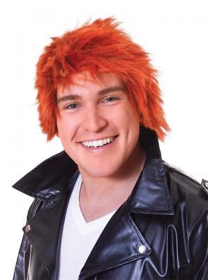 Halloween Kid Film (Chucky adults kids Halloween Film fancy dress Chisel Ginger Scotsman Short Wig)