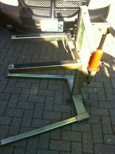 HEAVY DUTY HARLEY DAVIDSON AND STREET BIKE MOTORCYCLE LIFT 1000 Windsor Region Ontario image 3
