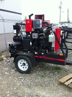 Magnum  Light Towers, Generators, Trash Pumps, Water Trailers