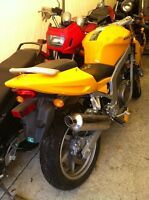 HYOSUNG GT250R 2007 PARTING OUT