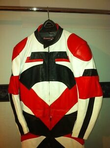 50% OFF NEW TWO PIECE MOTORCYCLE RACING SUIT SIZE L Windsor Region Ontario image 2