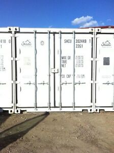 Save $60! 8X20 Sealed Storage Containers Available for Rent Now!