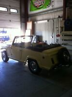 1967 jeepster