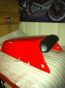RARE HONDA NS400R SOLO SEAT COVER WITH PAD Windsor Region Ontario image 1