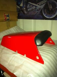 RARE HONDA NS400R SOLO SEAT COVER WITH PAD