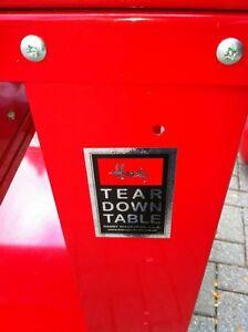 HANDY TEAR DOWN TABLE MODEL #HAN11505 Windsor Region Ontario image 5