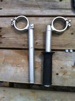 SUZUKI GSXR1000 07-08 STRAIGHT CLIP ONS