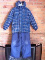 Boy's snowsuit, Gusti (size 12)