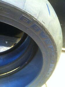NEW MICHELINE PILOT POWER RACE TIRES MEDIUM SOFT Windsor Region Ontario image 5