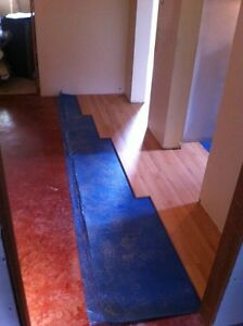 LAMINATE FLOORING INSTALATION Peterborough Peterborough Area image 3