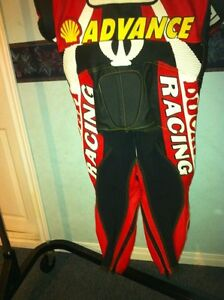 RARE CARL FOGARTY NEW RACE REPICA CUSTOM MADE RACING SUIT Windsor Region Ontario image 8