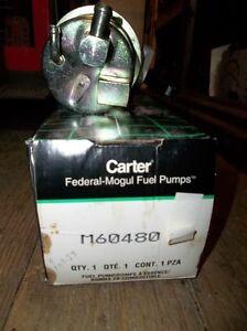 NEW CARTER #M60480 FUEL PUMP GM BIG BLOCK 1985 to 89 - $20.00