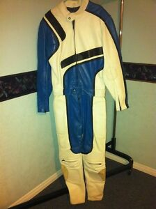 50% OFF NEW TWO PIECE PRO SPORT MOTORCYCLE RACING SUIT Windsor Region Ontario image 1