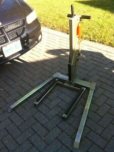HEAVY DUTY HARLEY DAVIDSON AND STREET BIKE MOTORCYCLE LIFT 1000 Windsor Region Ontario image 7