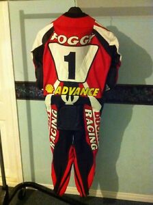 RARE CARL FOGARTY NEW RACE REPICA CUSTOM MADE RACING SUIT Windsor Region Ontario image 6