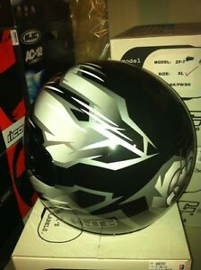 LIQUIDATION 35% OFF NEW HJC ZF-7 SIZE XL HELMETS Windsor Region Ontario image 8
