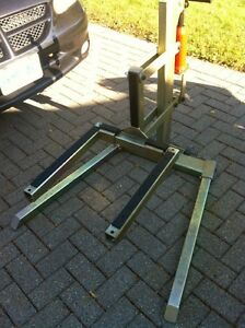 HEAVY DUTY HARLEY DAVIDSON AND STREET BIKE MOTORCYCLE LIFT 1000 Windsor Region Ontario image 10
