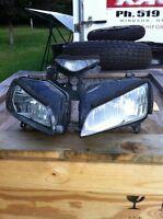 Honda CBR1000RR 04-05 stock headlight