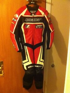 PROFESSIONAL JOE ROCKET ONE PIECE PACING SUIT WITH THE HUMP Windsor Region Ontario image 1