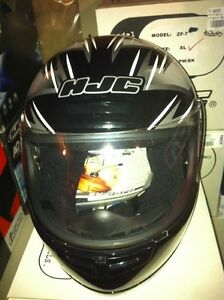 LIQUIDATION 35% OFF NEW HJC ZF-7 SIZE XL HELMETS Windsor Region Ontario image 1