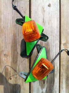 ZX636R STOCK FACTORY TURN SIGNALS