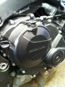 PARTING OUT A COMPLETE HONDA CBR600RR 08 Windsor Region Ontario image 1