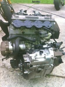 KAWASAKI ZX636R 2005-06 COMPLETE ENGINE FOR PARTS ONLY