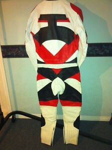50% OFF NEW TWO PIECE MOTORCYCLE RACING SUIT SIZE L Windsor Region Ontario image 6
