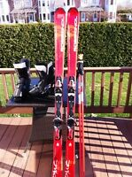 """SKIS ROSSIGNOL """"PURE MOUNTAIN"""" neufs"""