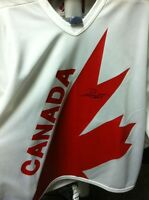 Paul Henderson Autographed Canada Jersey $450 FIRM