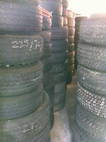 Tires / Pneus et Jantes Usages (514) 991-3317 Mustang Winter 17