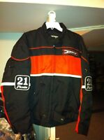 New Harley Davidson Pascal Picotte Motorcycle Jacket size L