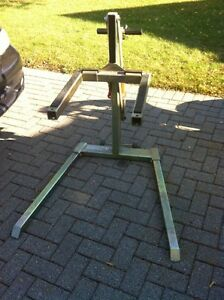 HEAVY DUTY HARLEY DAVIDSON AND STREET BIKE MOTORCYCLE LIFT 1000 Windsor Region Ontario image 2