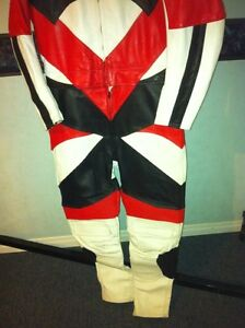 50% OFF NEW TWO PIECE MOTORCYCLE RACING SUIT SIZE L Windsor Region Ontario image 5