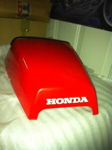RARE HONDA NS400R SOLO SEAT COVER WITH PAD Windsor Region Ontario image 4