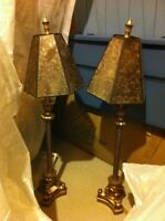 Lampes set of 2- amazing price