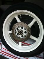 YAMAHA R6R 08-15 STOCK FACTORY WHEELS COMPLETE WITH TIRES