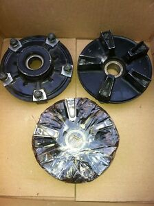 Yamaha R6 2002 front and rear wheel sets with rain tires Windsor Region Ontario image 7