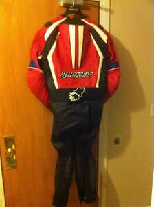 PROFESSIONAL JOE ROCKET ONE PIECE PACING SUIT WITH THE HUMP Windsor Region Ontario image 6