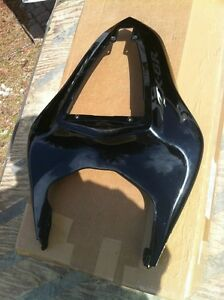 KAWASAKI NINJA ZX6R 2007-08 TAIL SECTION BLACK EBONY Windsor Region Ontario image 4
