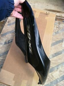 KAWASAKI NINJA ZX6R 2007-08 TAIL SECTION BLACK EBONY Windsor Region Ontario image 5