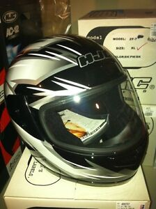 LIQUIDATION 35% OFF NEW HJC ZF-7 SIZE XL HELMETS Windsor Region Ontario image 4