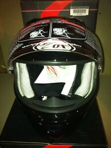 LIQUIDATION SALE 35% OFF ON ALL ZOX HELMETS IN STOCK SIZE L & XL Windsor Region Ontario image 4