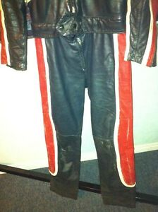 TWO PIECE TAURUS MOTOTCYCLE RACING SUIT SIZE 36-38 Windsor Region Ontario image 6